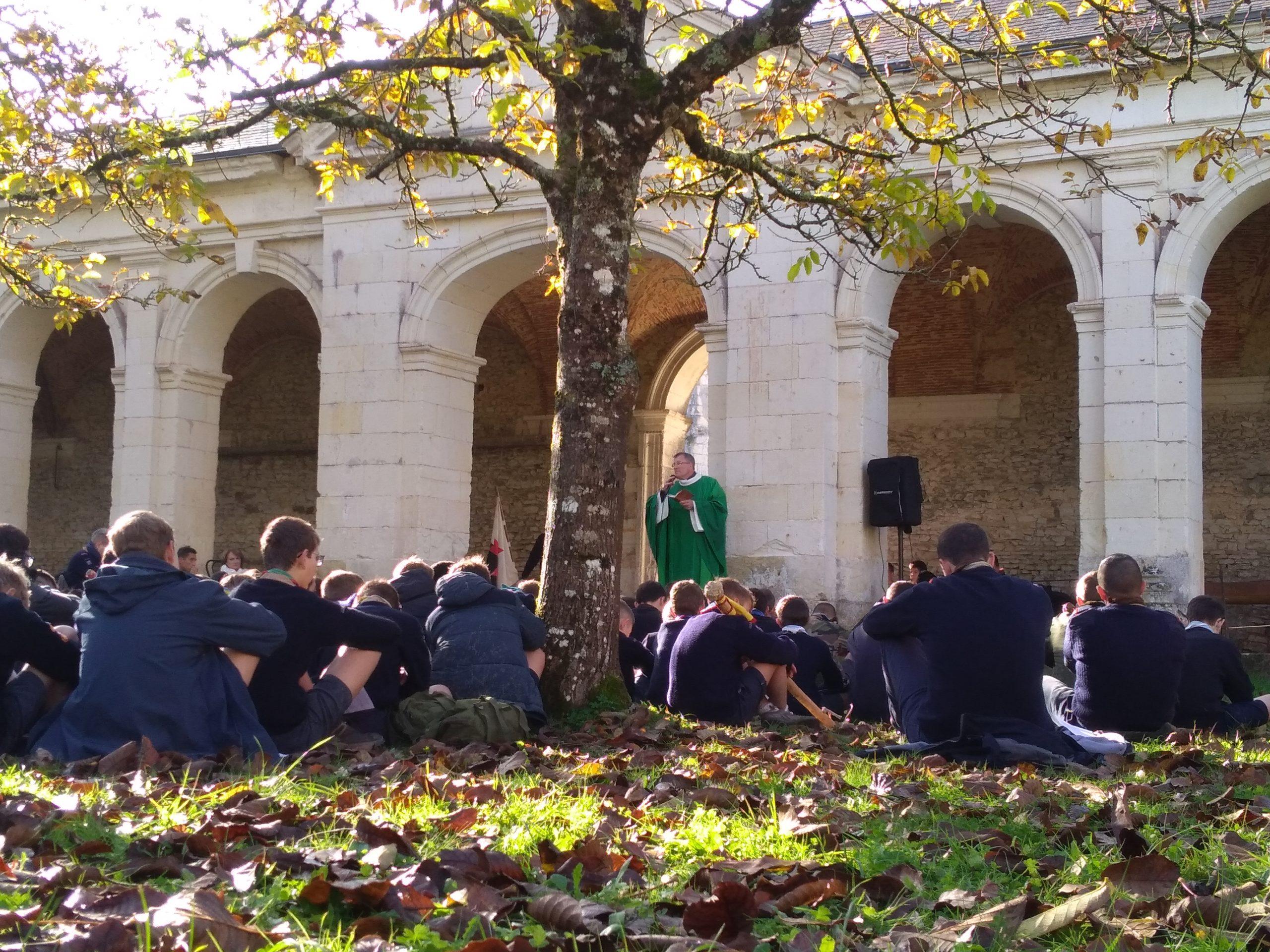 Le Rallye de Province raconté par la patrouille du Loup, Troupe 3ème Chartres !